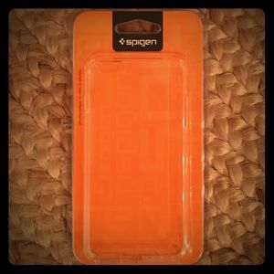 Brand New Spigen IPhone 6 Plus Crystal Clear Case