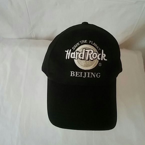 Hard Rock Cafe Baseball Caps