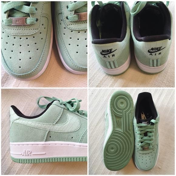 Zapatillas De Tenis Nike Air Force 1 '07 De Las Mujeres De Gamuza 3O8LrSKei6