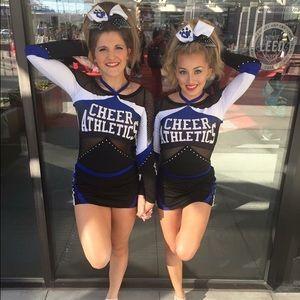 Cheer Athletics Austin Uniform