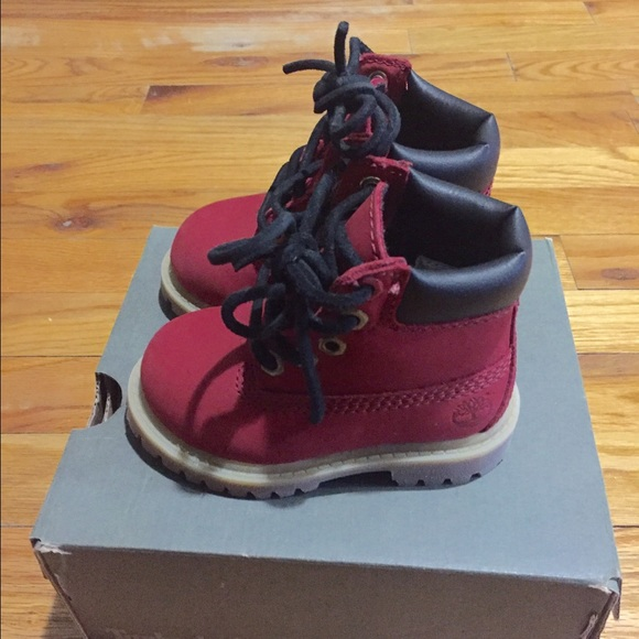 timberland boots toddler size