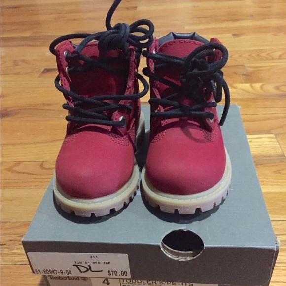 Timberland Boots Per I Più Piccoli Dimensioni 4 SDN1EZ26