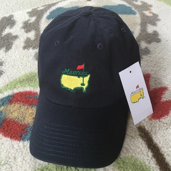Accessories - Navy Masters Hat ⛳️ adb9f2bad62