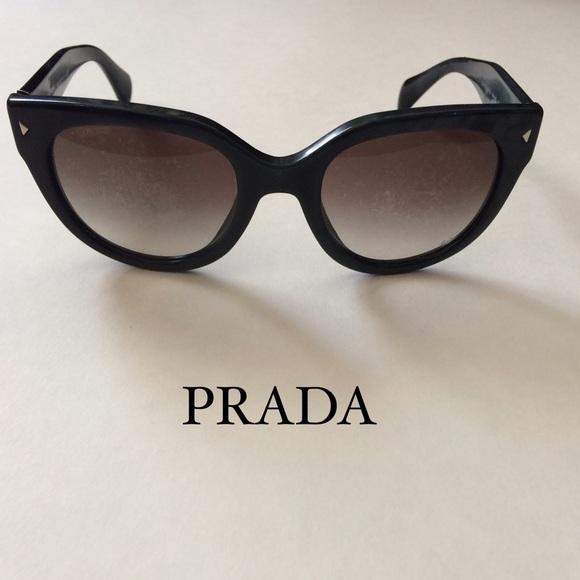 ed9504f2eb2a7 HOST PICK Prada sunglasses SPR 170 - dark navy. M 570d3c8ff739bcec6f007dd5