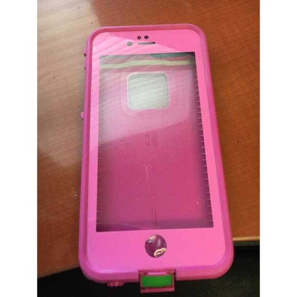 Pink Lifeproof case for a IPhone 6s 99c7ba1a05
