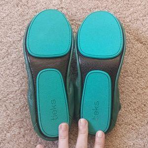 Tieks Shoes - Like new Tieks flats