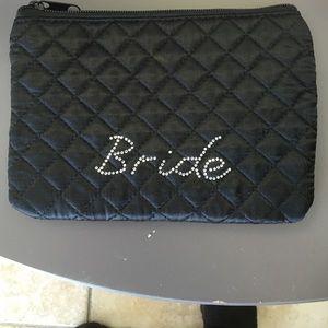 Handbags - Bride cosmetic bag