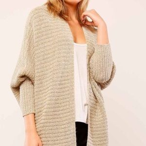 Lumiere Sweaters - 🎉SALE HP🎉 NWTDolman Sleeve Sweater with Tassels