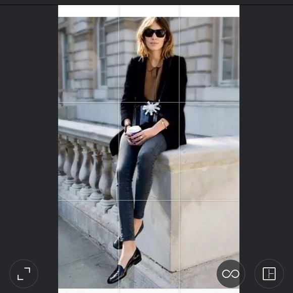 3289002b9a0 Madewell Shoes - Madewell Alexa Chung ELIN Oxford loafer flat Jcrew