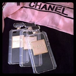 Accessories - Chanel Paris IPhone Cases