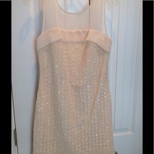 ERIN by Erin Fetherston Dresses & Skirts - 😎🎁NEW Stunning 'champagne' sequined dress!! 8
