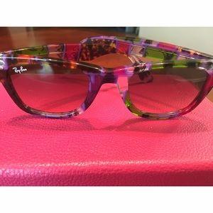 Ray Ban special series 7 wayfarer glasses