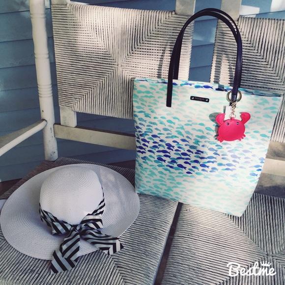 kate spade Handbags - 🆕 kate spade fish bon shopper, BNWT! 🐟🐠