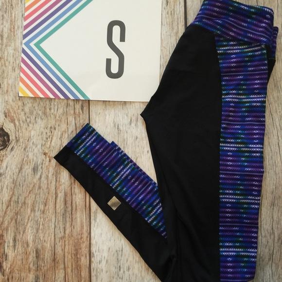 67605b0b7e2480 LuLaRoe Pants | Jordan Athletic Leggings | Poshmark