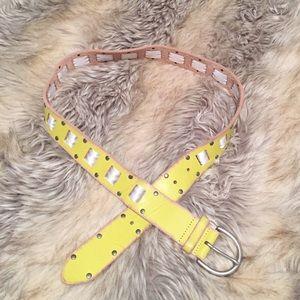 Linea Pelle Accessories - Linea pelle belt