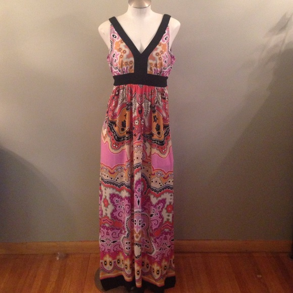 Eci New York Dresses Maxi Dress Poshmark
