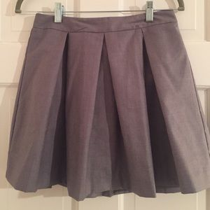 Forever 21 Pleated Mini Skirt Size S