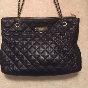 Women's Dkny Quilted Leather Shoulder Bag on Poshmark : dkny black quilted purse - Adamdwight.com