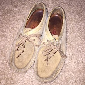 Clark's Original Wallabee's | Size 8