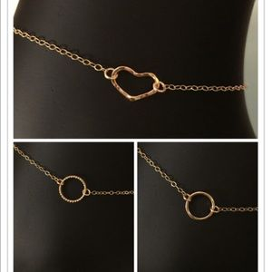 Jewelry - 14k yellow gold anklet