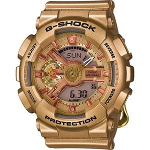 G-Shock Accessories - S Series G-Shock Ladies Watch✨Gold✨ brand new!