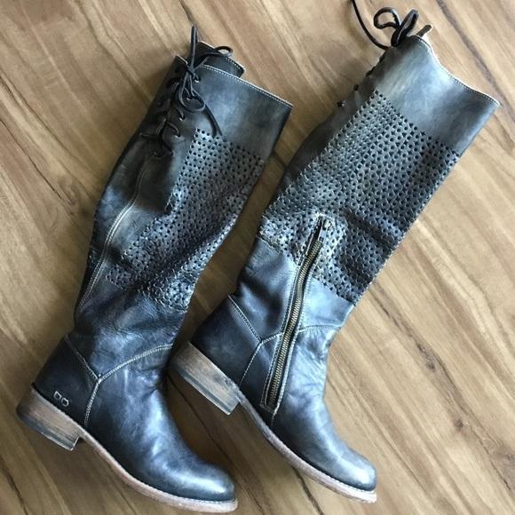 76% off bed stu shoes - bedstu - cambridge - black driftwood boots