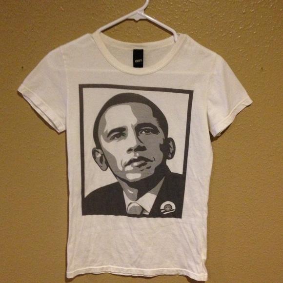 TopsObama Obey Size Poshmark Tshirt L kZuXPi