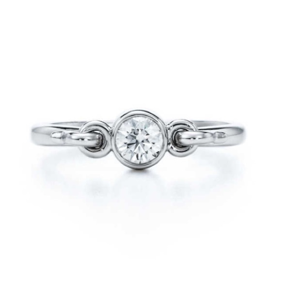 41% off Tiffany & Co Jewelry Tiffany & Co Elsa Perreti Swan ring
