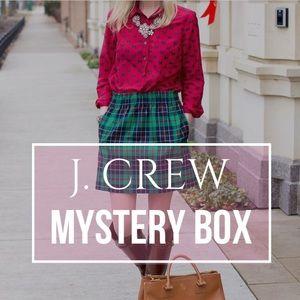J. CREW Mystery Box- 4 items