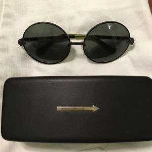 Karen Walker Accessories - Karen Walker Von Trapp sunglasses