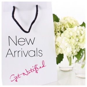 Sign up for New Arrivals and Discounts!