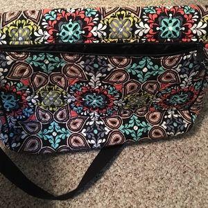 7a199277c4ba Vera Bradley Bags - VERA Bradley laptop messenger bag in Sierra 💕