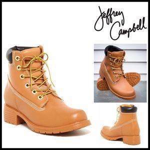Jeffrey Campbell Shoes - ❗1-HOUR SALE❗Jeffrey Campbell Boots Vegan Leather