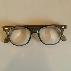 1950s eyeglasses real vintage.