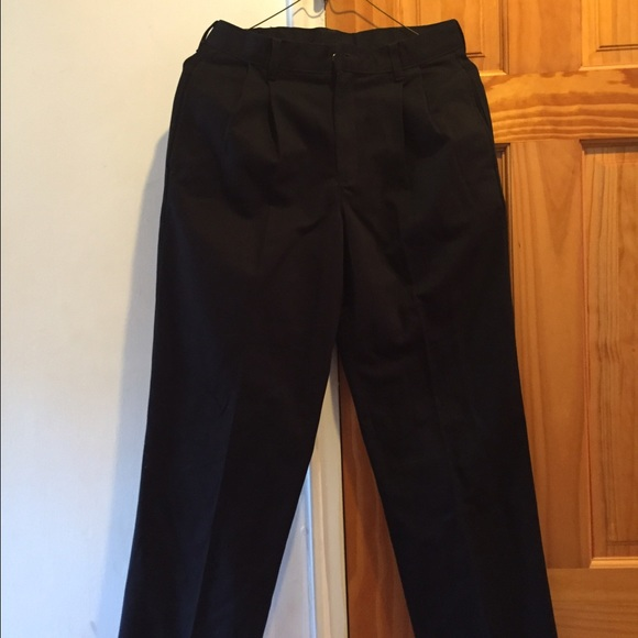 George - 🎀George Boys Pleated Dress Pants-Color Black from ...