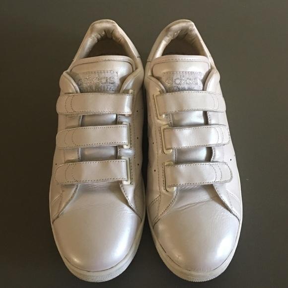 online retailer 426fa b73a7 Velcro closure Stan Smith Adidas for women. 10m