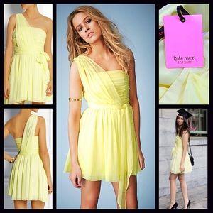 Topshop Dresses & Skirts - ❗️1-HOUR SALE❗️Kate Moss Top Shop Chiffon Dress
