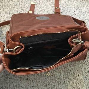 Bags - Mulberry Alexa inspired bag brown satchel 5c88dc86c42d4