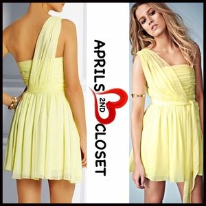 Topshop Dresses & Skirts - ❗️1-HOUR SALE❗️CHIFFON DRESS Kate Moss Top Shop