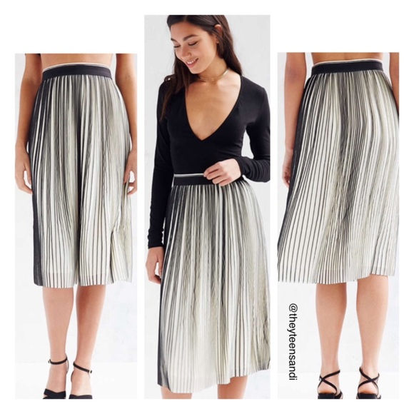 69% off Urban Outfitters Dresses & Skirts - Urban Outfitters Black ...