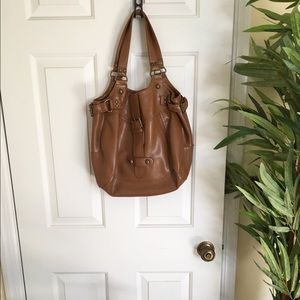 Mulberry Handbags - Tan Handbag w/ Gold/Brass Hardware