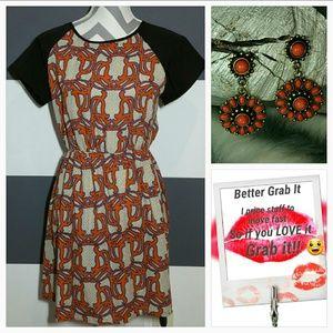 Dresses & Skirts - Playful Dress NWOT