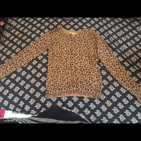 50% off Cherokee Other - Girls leopard print cardigan from Flemy's ...