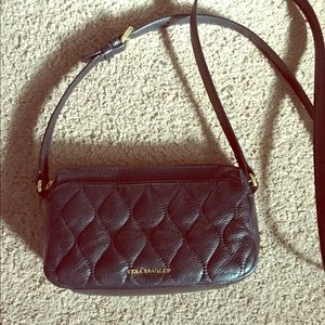 Quilted Leather Crossbody Vera Bradley