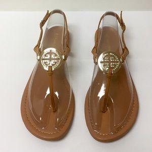 Pierre Dumas Shoes - Pierre Dumas Tan Sandals
