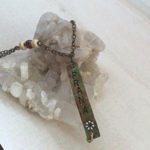 Buddha's Moon Jewelry - Yogi necklace