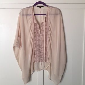Ovi Tops - Long Top! Flowy