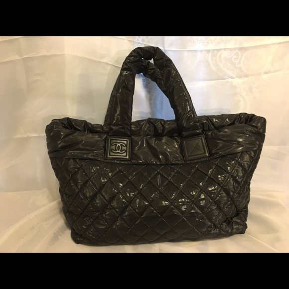 f2cd6a6feb0b CHANEL Handbags - Chanel Cocoon quilted large tote bag