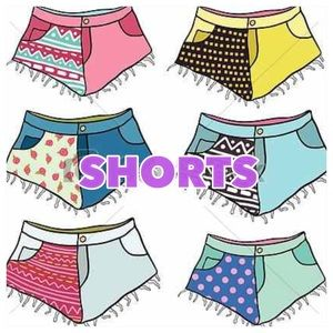 Pants - The following listings are SHORTS