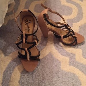 Seychelles strappy sandals